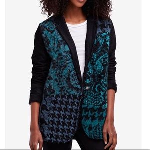 Free People Better Together Blazer